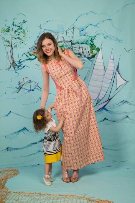 Платье Фруктовая карамель