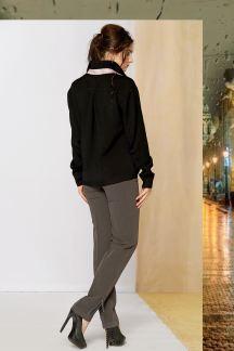 Блуза (черная) Безлунная ночь