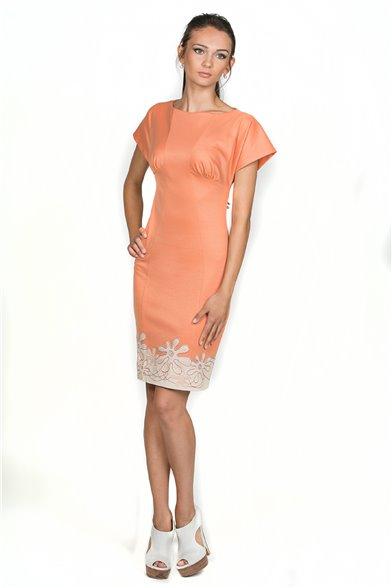Платье Персиковая магнолия