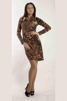 Платье Шоколадный пух
