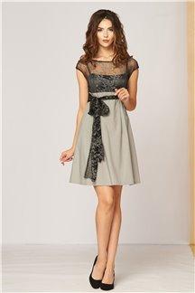 Платье Кружевной опал