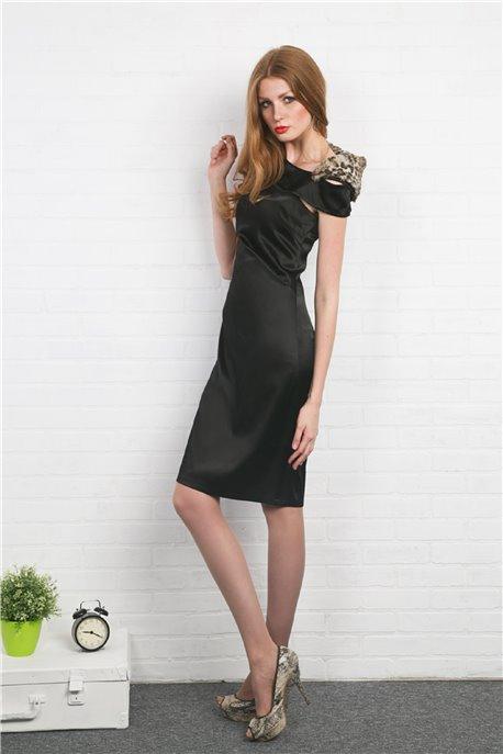 Платье Черный барс