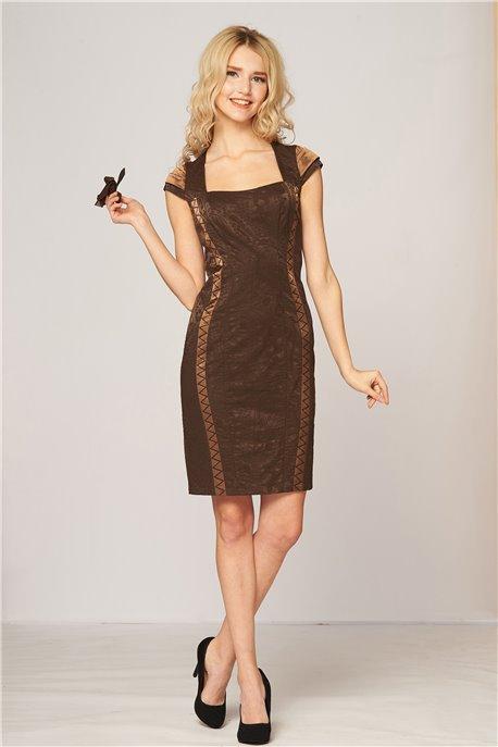 Платье Шоколадная сказка