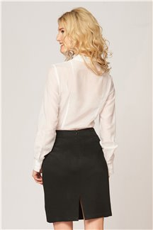 Блуза Белая глазурь