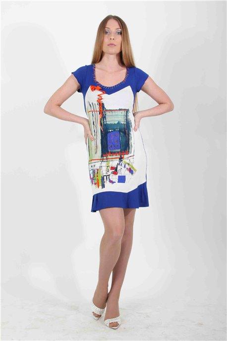 Платье Небесный калейдоскоп