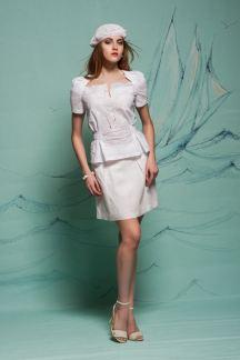 Блуза Белоснежные облака