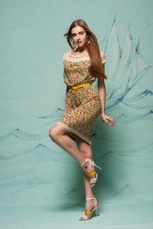 Платье Солнечный луг