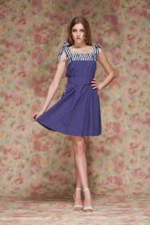 Платье Морской бриз