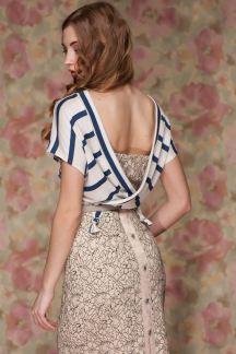 Платье Кружевной круиз
