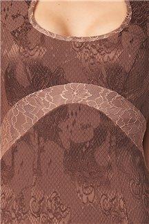 Платье Туманная роза