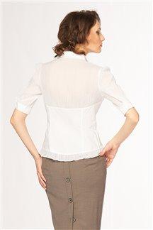 Блуза Белоснежный