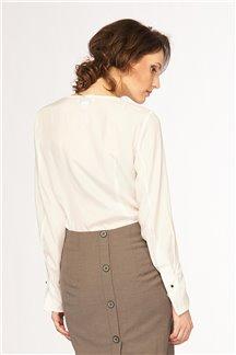 Блуза Жемчужные лучи