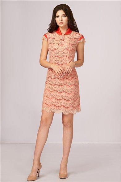 Платье Свежесть персика