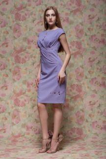 Платье Нежная фиалка