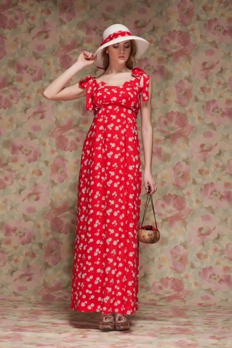 Платье Ромашковое поле