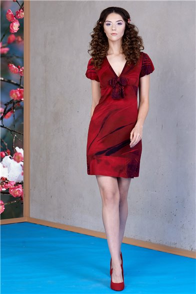 Платье Рубин
