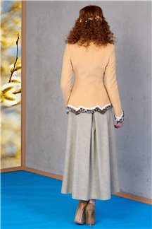 Жакет Английская аристократка (желтая)