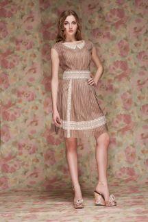 Платье Кофейный бисквит