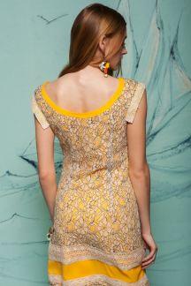 Платье Солнечный луч