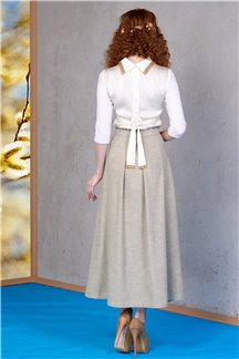 Блуза Золото Версаля