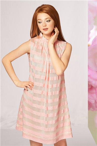 Платье Клубничное настроение