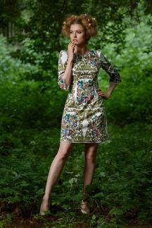 Платье Романтичная Италия