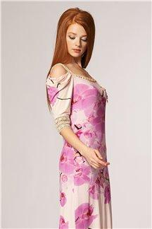 Платье Сиреневая орхидея