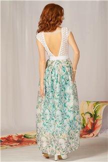 Платье Франжипани