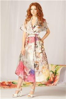 Платье Кругосветная мечта - М