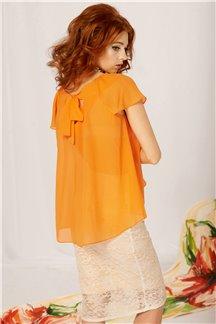 Блуза Апельсиновый ветер - М
