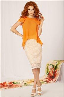 Блуза Апельсиновый ветер