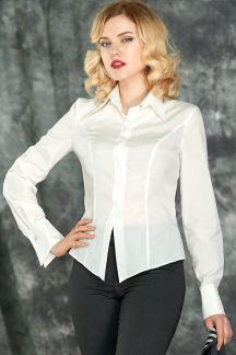 Блуза Благородный белый