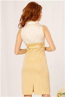 Платье След одуванчика