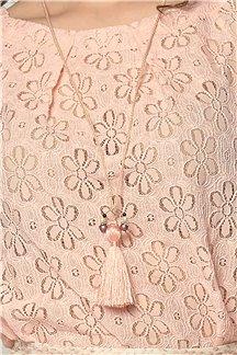 Блуза Розовый зефир
