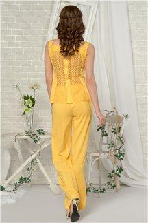 Блуза Солнце Сильмарилы (желтая)
