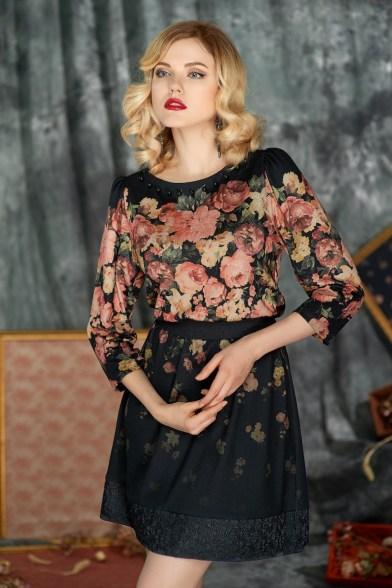 Платье 215-7012