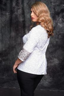 Блуза Ажурное настроение-Муза