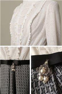 Платье Галлатоне