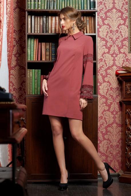 Платье Брусничный джем