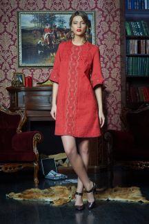 Платье Бургундия (лиловый)