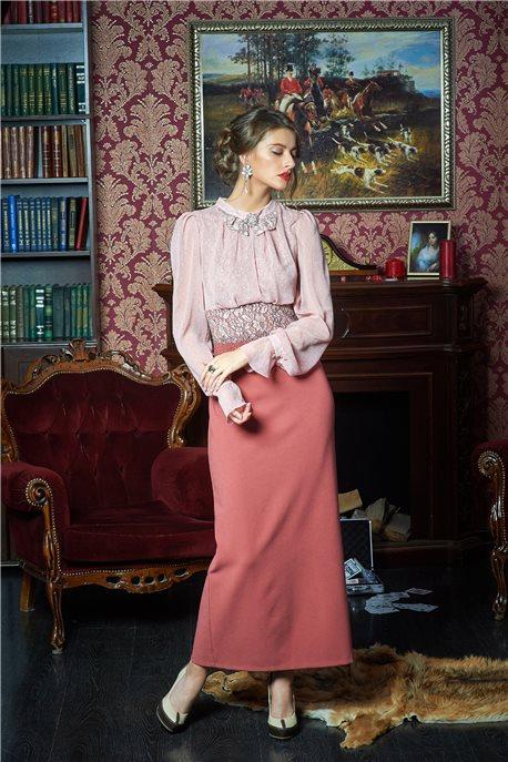 Платье Ягодная карамель