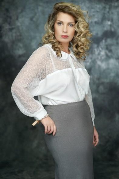 Блуза Кружевная тайна-Муза