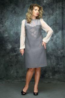 Платье Жемчужный рассвет - М