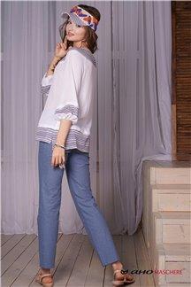 Блуза Нарцоле