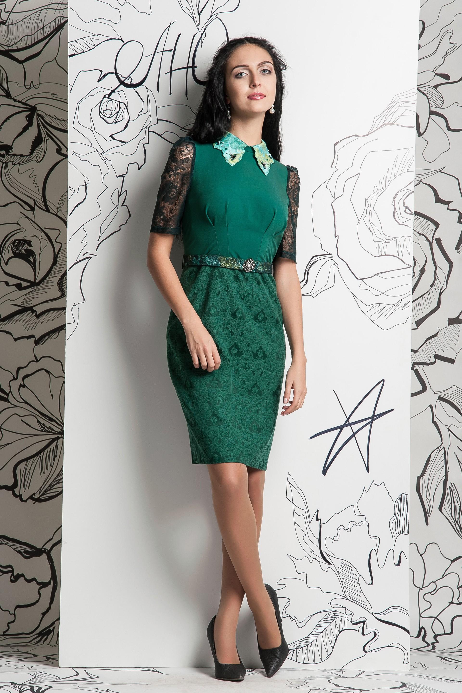 Картинки платья в малахитовом цвете