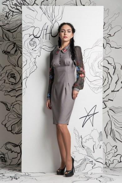 Платье Цветочный шик