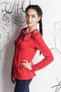 Блуза Нежный чили