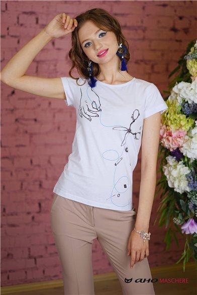 Блуза Тринита - М
