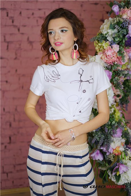 Блуза Бивильяно