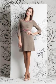 Платье Розовое настроение